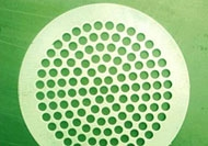 Perforated Metal Screen Sheet