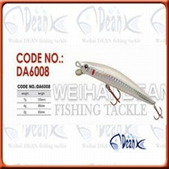 Wooden fishing lure-Minnow