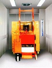 Series T5 Passenger & Goods Elevator