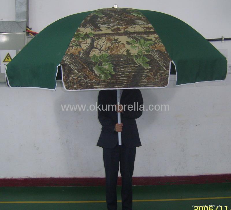 Camo Umbrella Hunting Umbrella Leaves Umbrella Printing