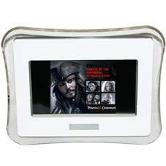 "7"" Digital Photo Frame(DF705Y-E)"