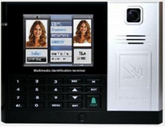 Smart card Access control and time attendance supporting Web,Camera,TCP/IP,USB