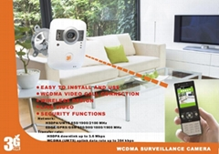 IP Camera 3G Mobile view and remote