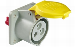 industrial socket & plug