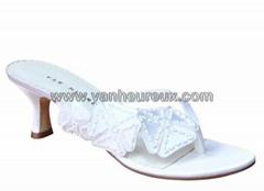 van heureux 新娘鞋