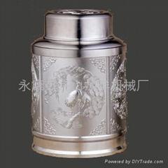 茶葉純錫罐