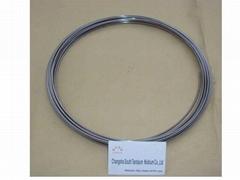 Tantalum wire, Tantalum tungsten wire