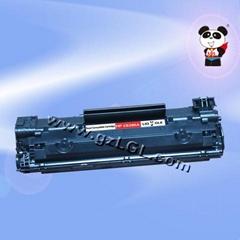 丽高乐供应惠普HP CE285A 碳粉