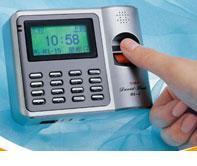 Mini Finger Print Time Attendance & Door Accedd Control System