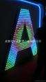 LED外露發光字