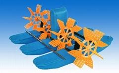 paddlewheel aerator OM-A002