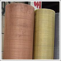 brass&alloy wire mesh
