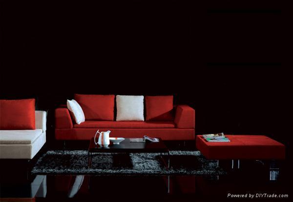 2016年欧式真皮沙发新款篮