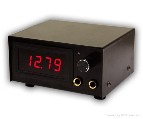 DT-P025 Digital Tattoo Power Supply - Superior Quality & Control