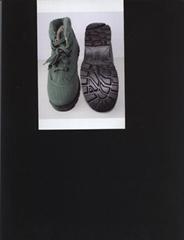 Aramid(Conex/New star) shoes