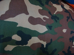 Aramid(Conex/New star) camouflage fabric