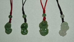 Emerald decoration