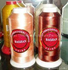 100%viscose Rayon Embroidery Thread