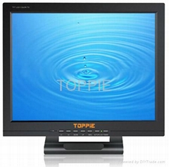 """TOPPIE 17"""" Headrest Touch Screen TFT-LCD Monitor"""