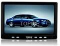 Toppie 7 inches VGA headrest car TFT-LCD
