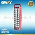 30-piece of LEDs Wall-mounted/LED