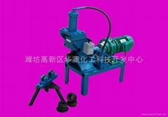 GC219鋼管滾槽機