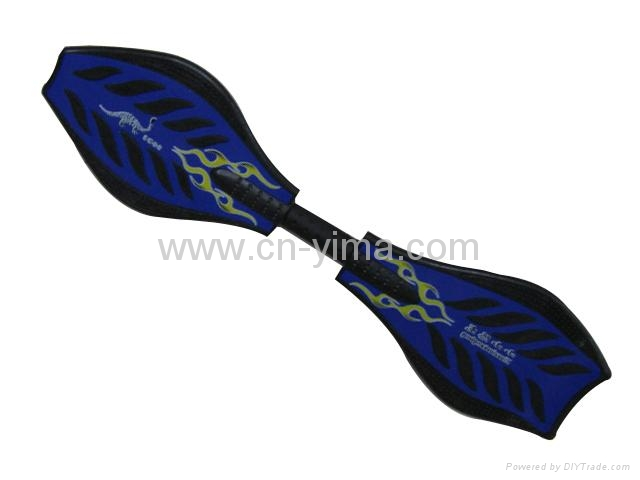 snake board / wave board 2
