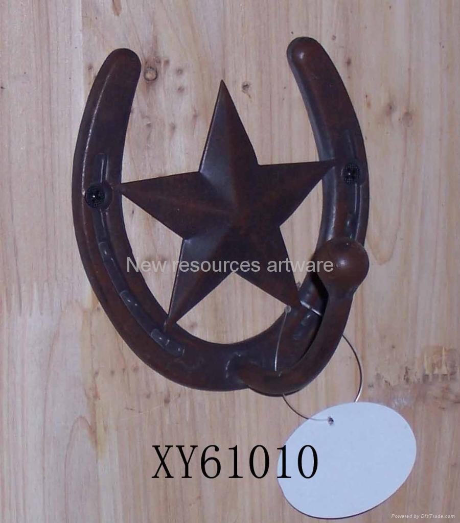 Horse-shoe artware 3