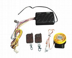 one-way motorcycle alarm system(with engine start)