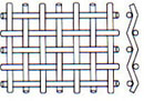 Stainless Steel Wire Mesh-Plain Weave 1