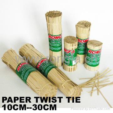 Paper Twist Tie 1