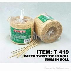 Paper Twist Tie