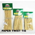 Paper Twist Tie 2