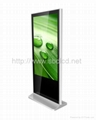 HD Ultra-thin vertical kiosk advertising player