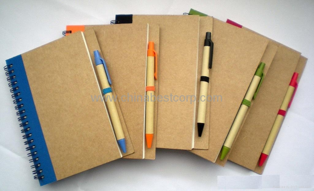 recycle notebook  4