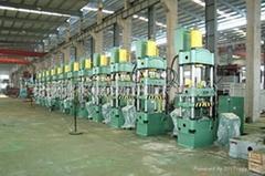 YD32-40噸四柱液壓機