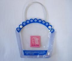 PVC handbags
