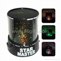 Amazing Star Master Sky Night Light Projector Lamp
