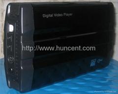 3.5 寸RM播放器、RMVB硬盤播放器