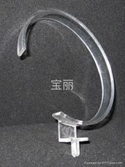 塑料手表架C圈展示架