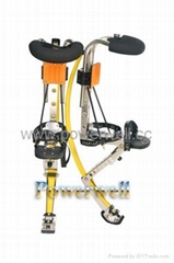 Newest Generation II Poweriser,Skyrunner,Sky jumper with CE/SGS Approval