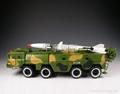東風11導彈車模型 1