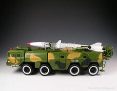 東風11導彈車模型