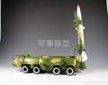 東風11導彈車模型 2