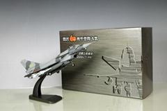 军事模型-歼十战斗机模型 建国60周年礼品