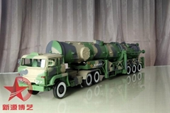 東風二十一導彈車