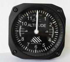 LED backlight Radio Controlled Clock