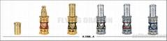 Alloy Perfume Bottle (10ML)