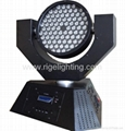 New types 84leds*1W led wall moving head washer