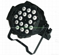 RGBW high power led par light/ tri color